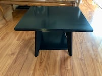"Black Solid Wood Center Table 16"" x 24"" x 22"" Turlock, 95380"
