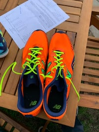 Track shoes with spikes size 14 Long Beach, 90808