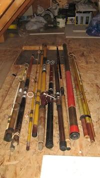 Fishing Gear Antiques EDMONTON