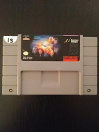 Star Trek the Next Generation for SNES Vaughan, L4L
