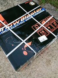 Snow Blower (New in Box) Bowie
