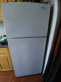 white top-mount refrigerator Long Beach, 90806