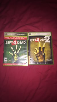 two Xbox 360 game cases Nashville, 37207