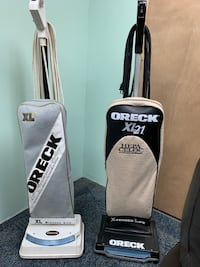Oreck bagged vacuums  251 mi