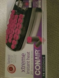 conair rollers mix set
