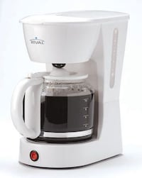 RIVAL coffee maker 12-cup