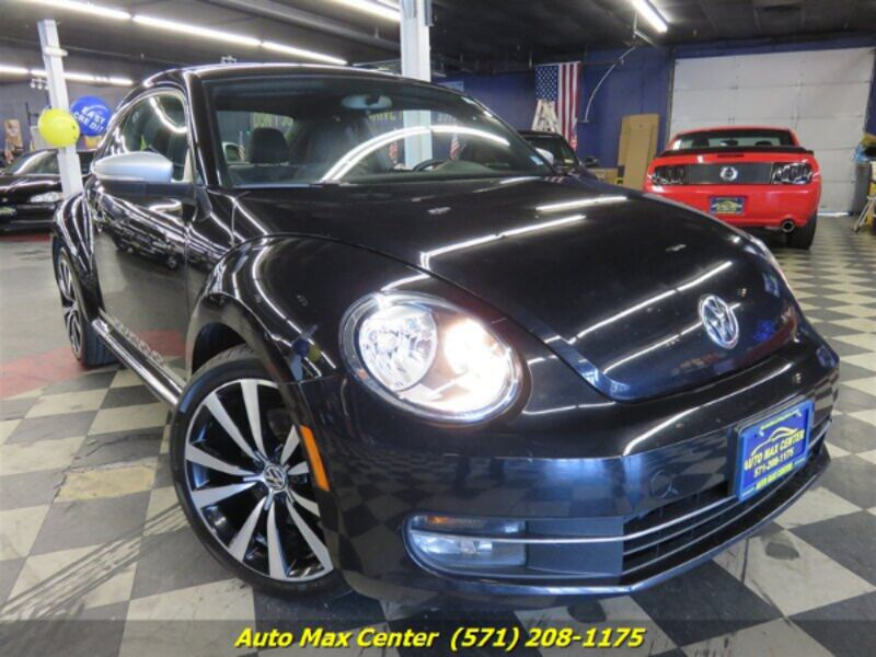 2012 Volkswagen Beetle Turbo 0