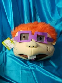 Chuckie Maskimals Oversized Plush Mask   Indianola, 50125