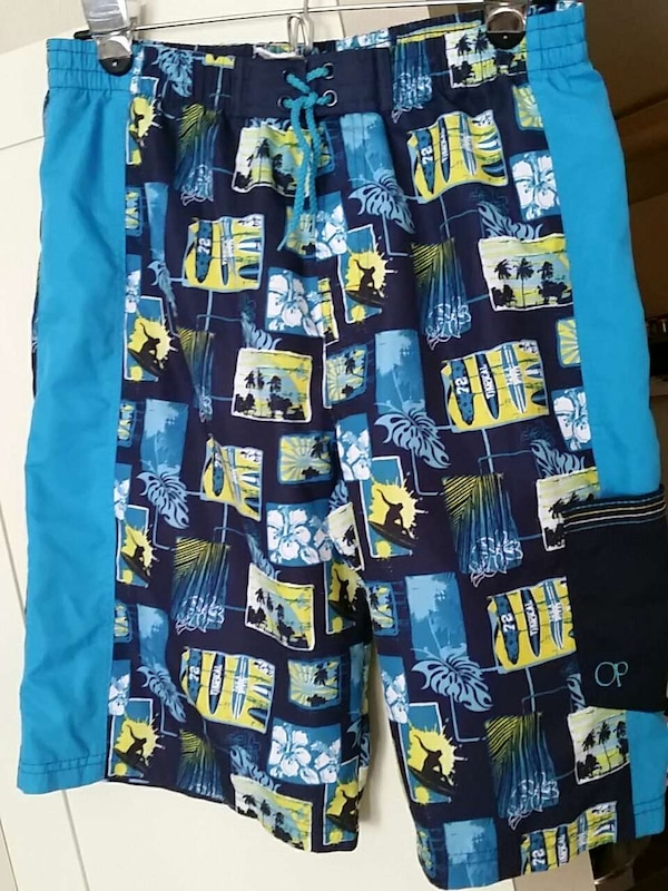 7033aba576 Used Boys XXL size 18 Board Shorts Swim Suit for sale in Westborough ...