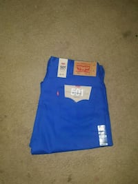 Levis 501 royal blue Tucson, 85741