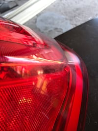 2016-2018 Honda Pilot Left Tail light