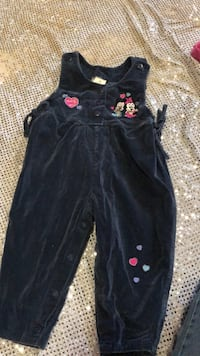 Girls Disney velour winter outfit  Northville, 48167