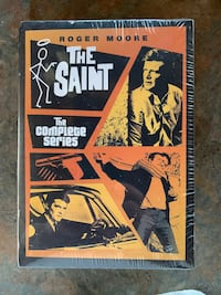 The Saint Roger Moore Complete DVD Series NIB Rockford, 61107