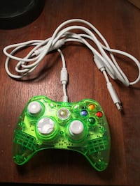 Green and white xbox 360 controller Boulder, 80303