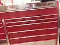 red and gray tool cabinet Morristown, 37813