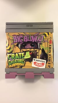 Big Blowout Crate Creature Surprise Harrison, 48625