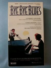 Bye Bye Blues vhs Baltimore
