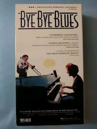 Bye Bye Blues vhs