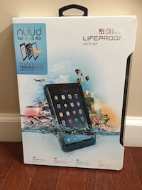LifeProof NUUD case for iPad Air - New in box! Independence, 44131