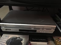 gray and black DVD player 40 km