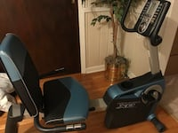 Pro form xp Recumbent bike