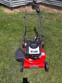 Snapper self Propelled lawn mower, electric start