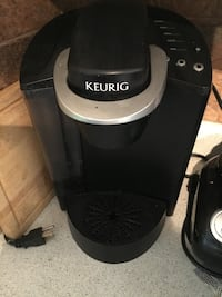 Black and gray keurig coffeemaker Edmonton, T5A
