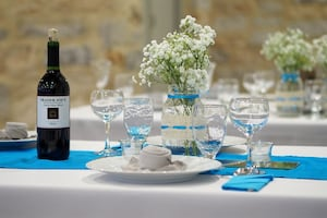 Wedding/Party dishware and decoration