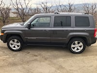 Jeep - Patriot - 2016 Kelowna, V1P 1R1