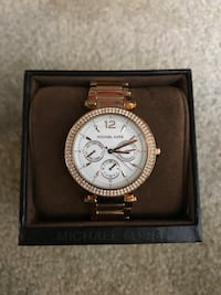 Michael Kors watch Rose Gold Fountain Valley, 92708