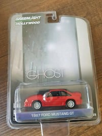 Greenlight Hollywood Collectibles Ghost Movie Car