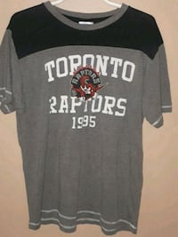 Large Toronto Raptors 1995 T Shirt