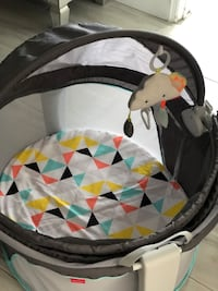 Fisher-Price Windmill On-The-Go Dome