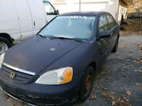 Honda - Civic - 2001 Mission, 66202
