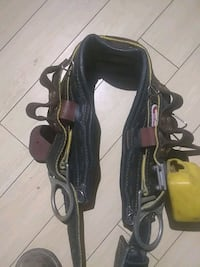 black and brown leather golf bag London, N5Y 2L5