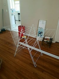 Foldable drying rack San Diego, 92115