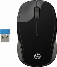 HP Wireless Optical Mouse 200 - Brand New Sealed Mississauga