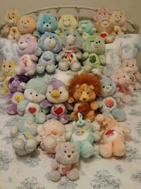 Complete CareBear Collection Katy, 77494