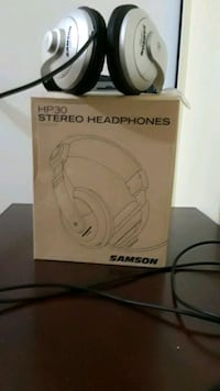 Headphones- Samson  New York