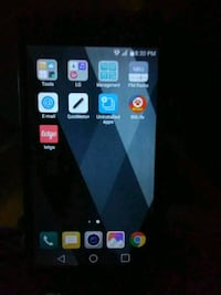 Black ZTE z557 android smartphone Kitchener, N2A 1A5