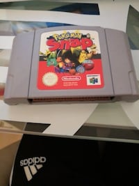 Pokemon Snap N64 Fontainebleau, 77300
