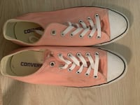 Converse womens pink size 9 Chuck Taylor sneakers Bristow, 20136
