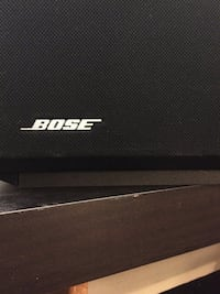 Left and right Bose reflecting speaker 201 series 4 obo Victoria, V9A 4Y4