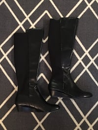 Jessica Simpson Women's Black Boots 37 km