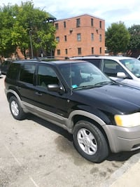 2002 Ford Escape XLS Value 4X4