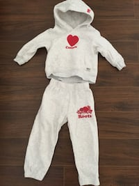 Roots Toddler Tracksuit Mississauga, L5N