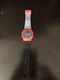 red and black digital watch Hawthorne, 90250