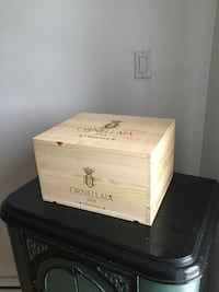 Wooden box  Laval, H7G