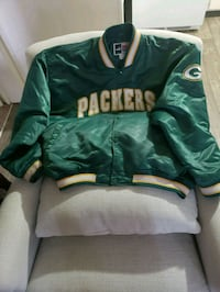 Vintage 90s Puma Green Bay Packers jacket Knoxville, 37909