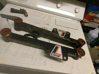 Traction bars lakewood ind